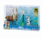 Bullyland Frozen Fever Deluxe Set 12084 Anna Elasa Olaf Sven by Brand Toys